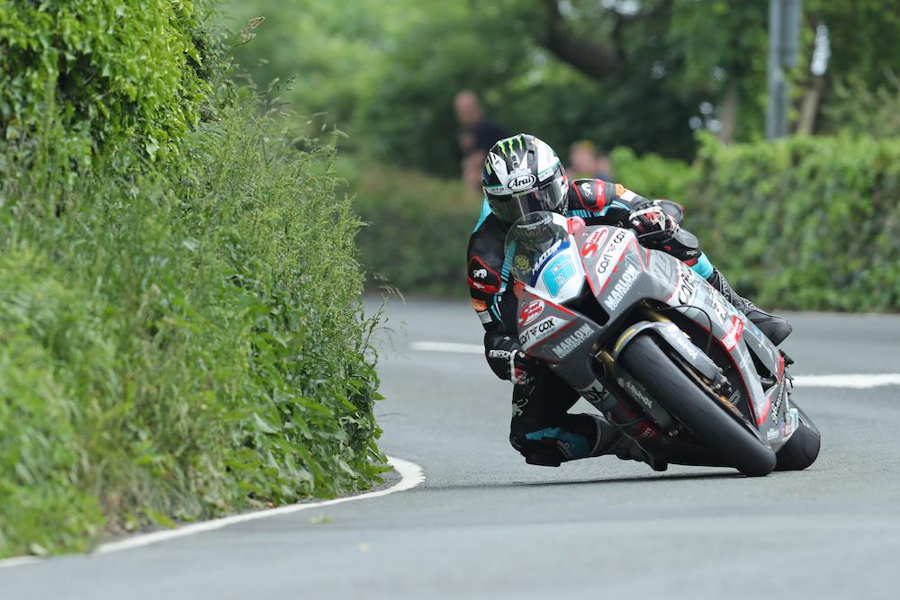 Roads Rider of the Year: 3rd - Michael Dunlop