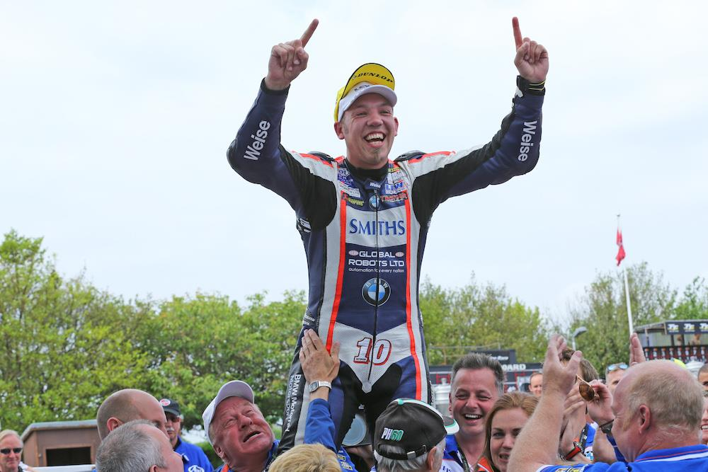 Roads Rider of the Year: 1st - Peter Hickman