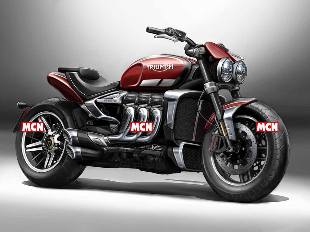 New Triumph Rocket Iii For 2019 Adventure Rider