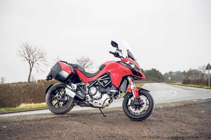 DUCATI MULTISTRADA 1260  (2018-on)