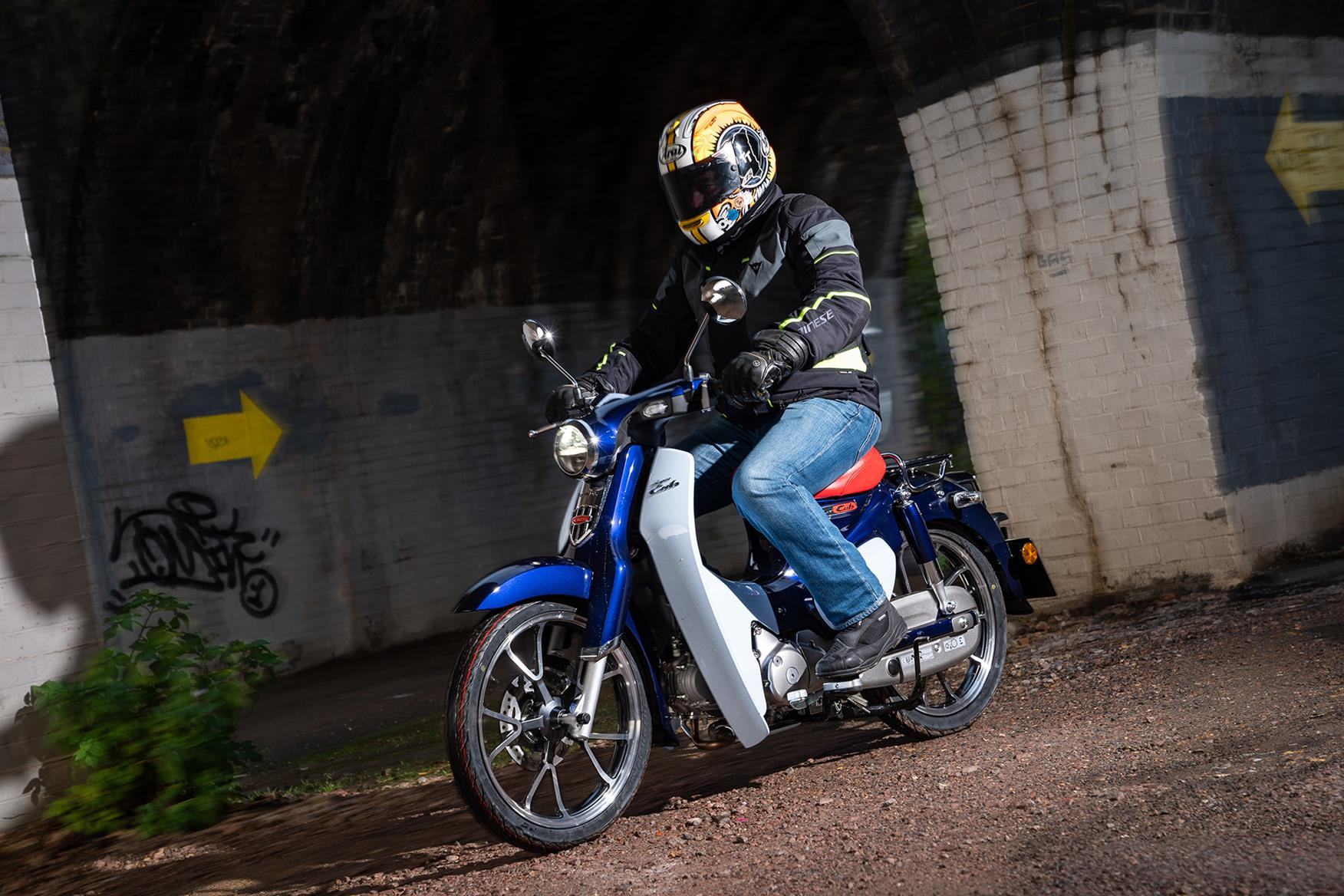 Honda Super Cub C125 2019 On Review Mcn