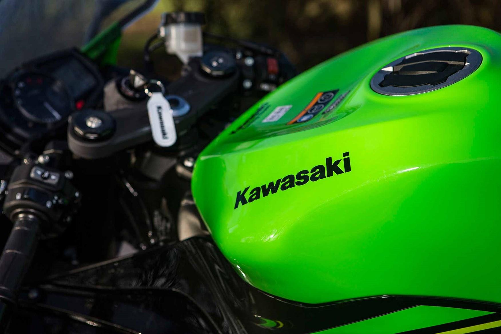 KAWASAKI ZX-6R (2019-on) Review