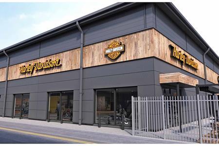 Newmarket gets UK's largest Harley-Davidson dealership