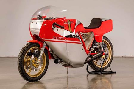 Mike Hailwood Ducati
