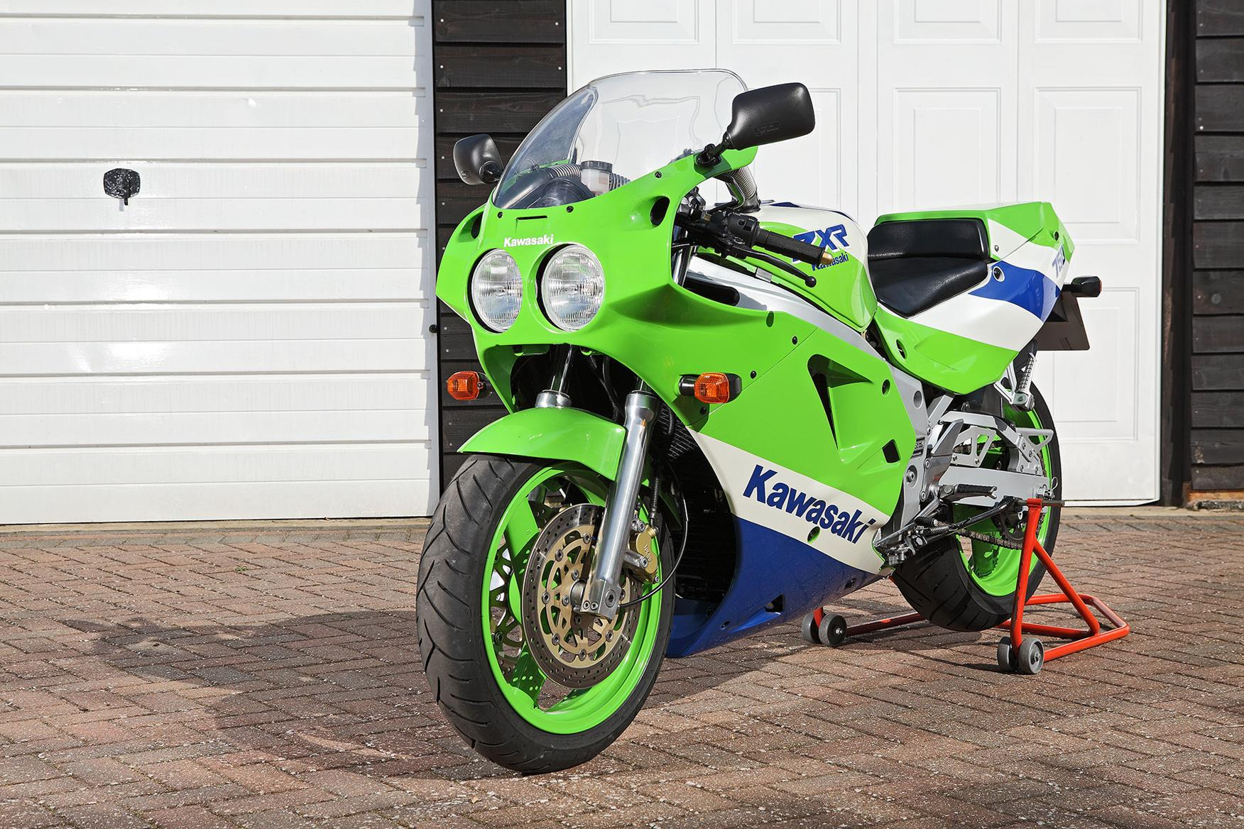 Poll: Which was the greatest late 80s/early 90s Japanese sportsbike?