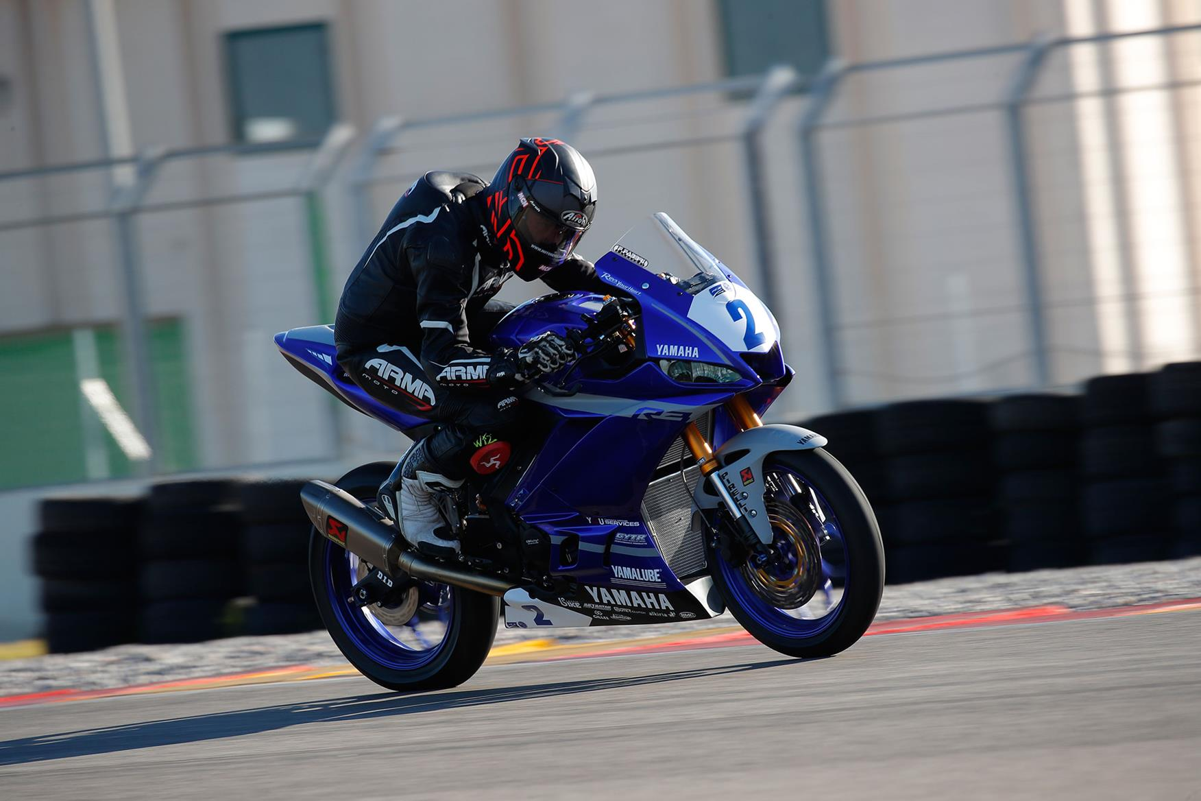 Gytr Race Kit Transforms Yamaha Yzf R3 Into Supersport 300 Racer