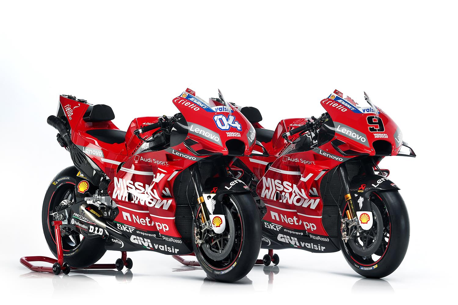 Poll: What do you think of the 2019 Ducati MotoGP livery?