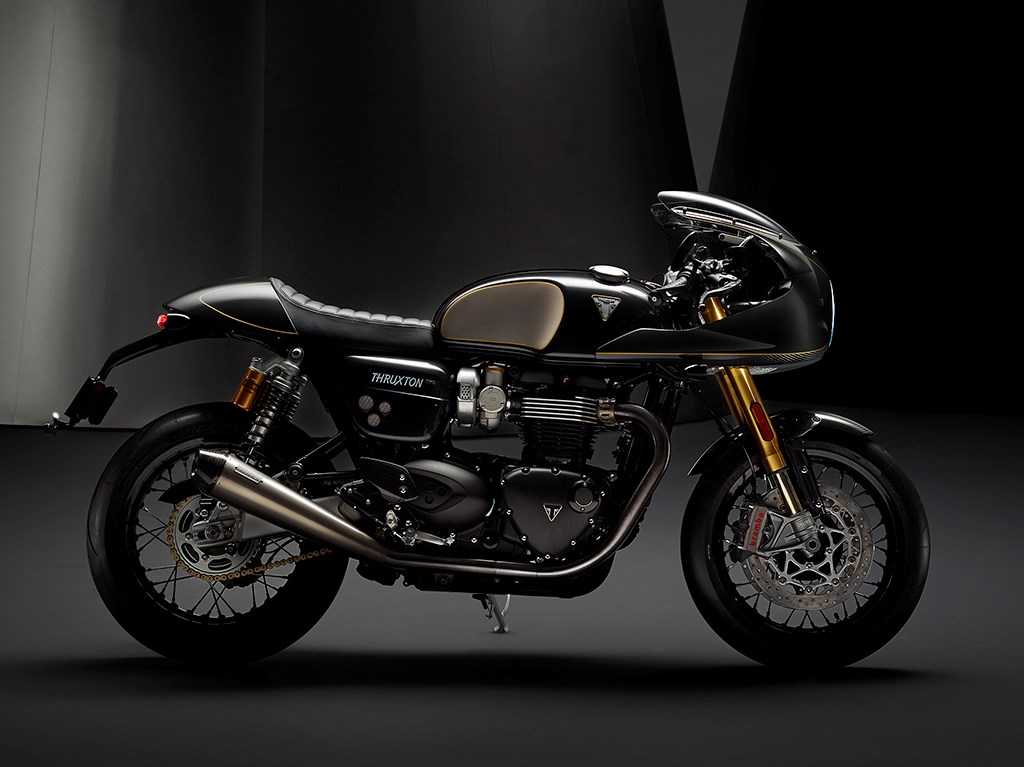 Details Of Triumph Thruxton Tfc Confirmed