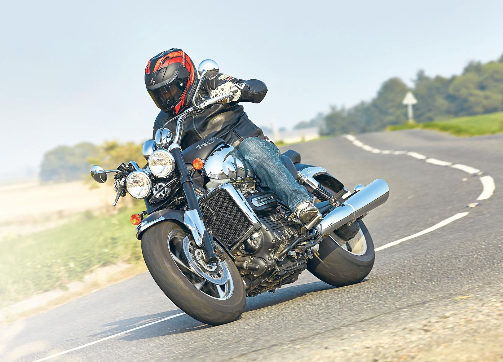 Used Triumph Rocket Iii Review