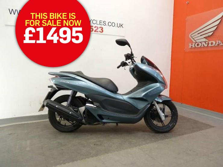 Bike Of The Day Honda Pcx125