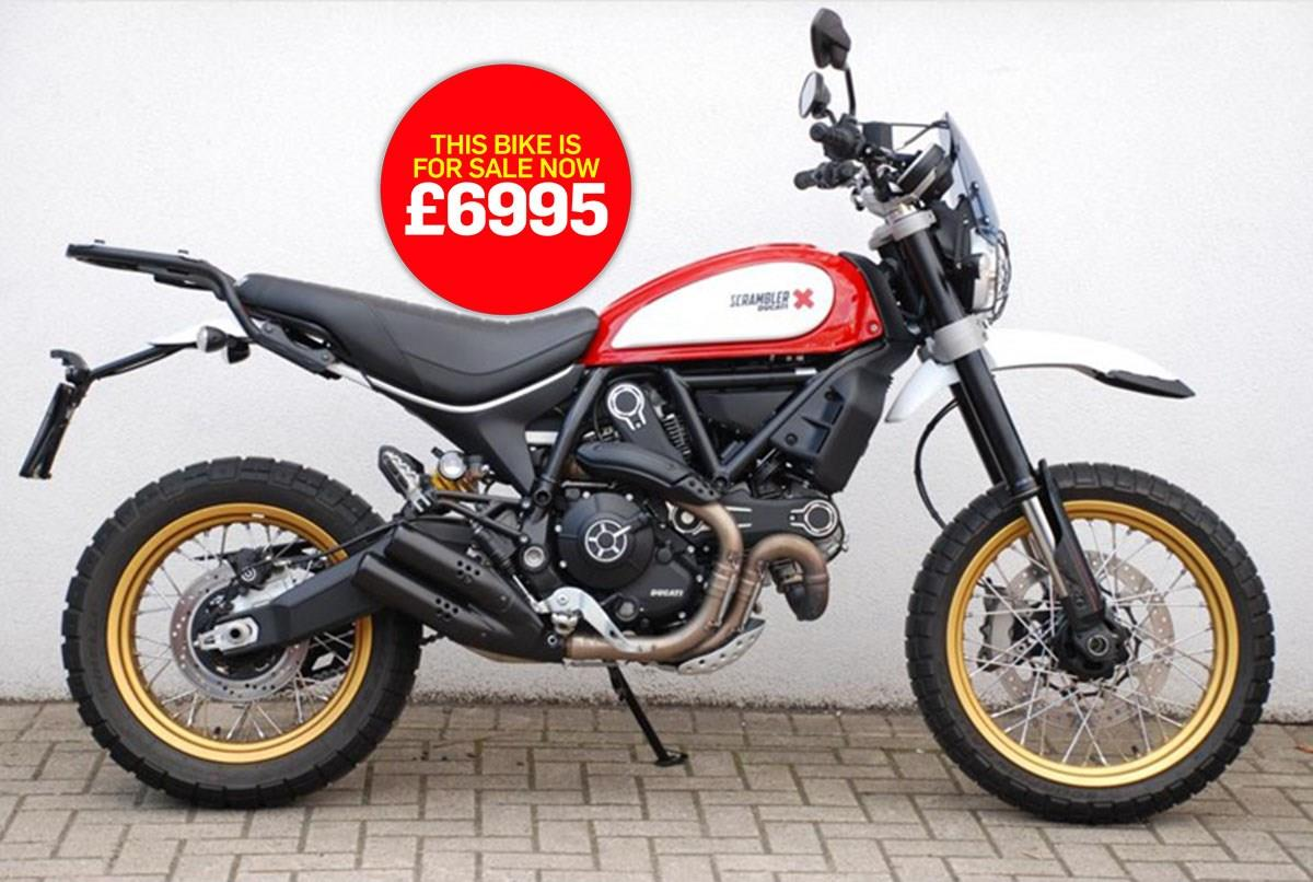 Bike Of The Day Ducati Scrambler 800