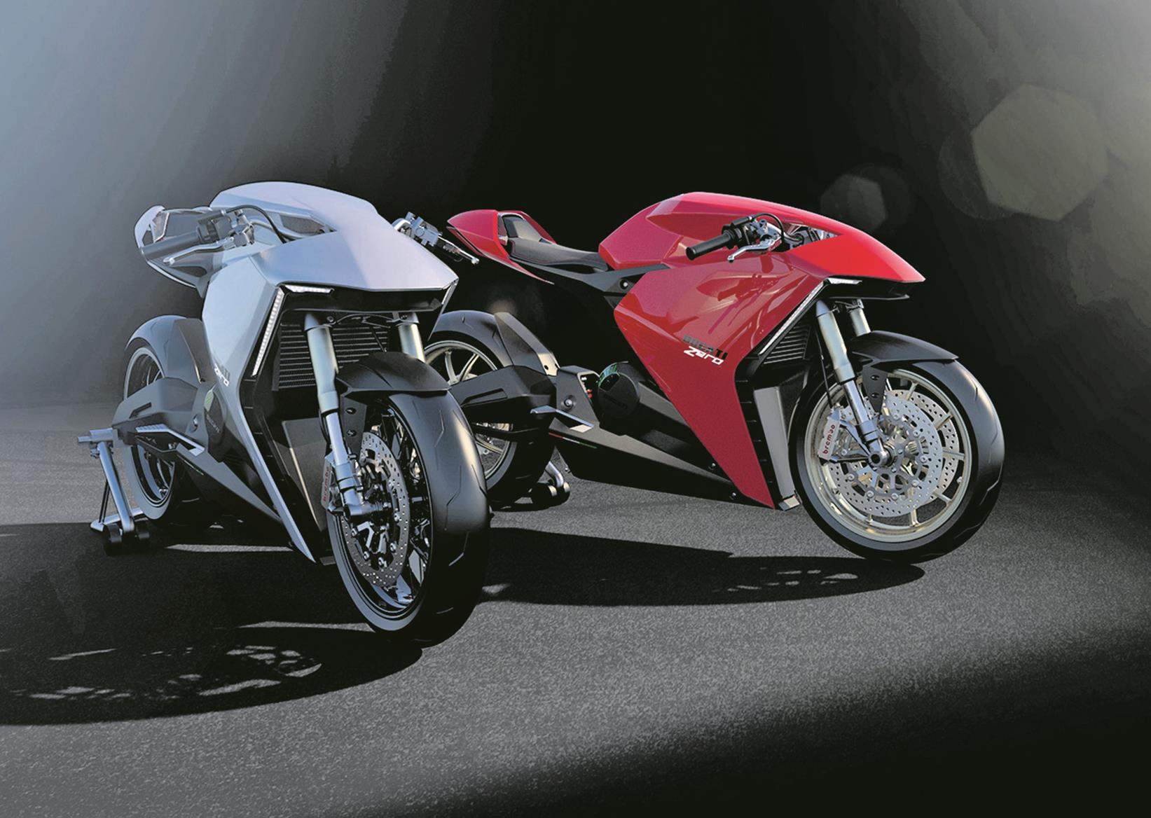 Ducati are working on the 'perfect electric bike'
