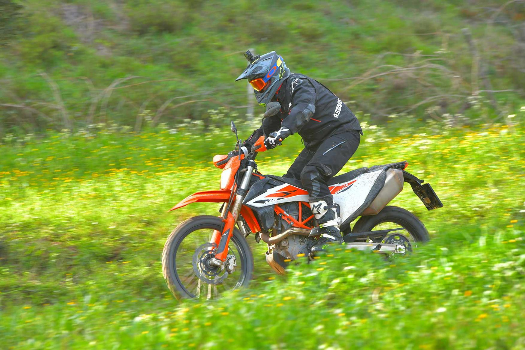 KTM 690 ENDURO R (2019-on) Review