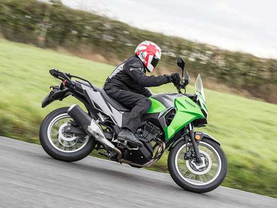 KAWASAKI VERSYS-X 300  (2017-on)