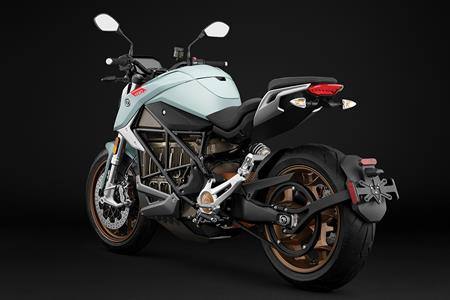 Zero to tackle Pikes Peak on SR/F electric streetfighter