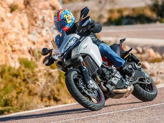 DUCATI MULTISTRADA 950S  (2019-on)
