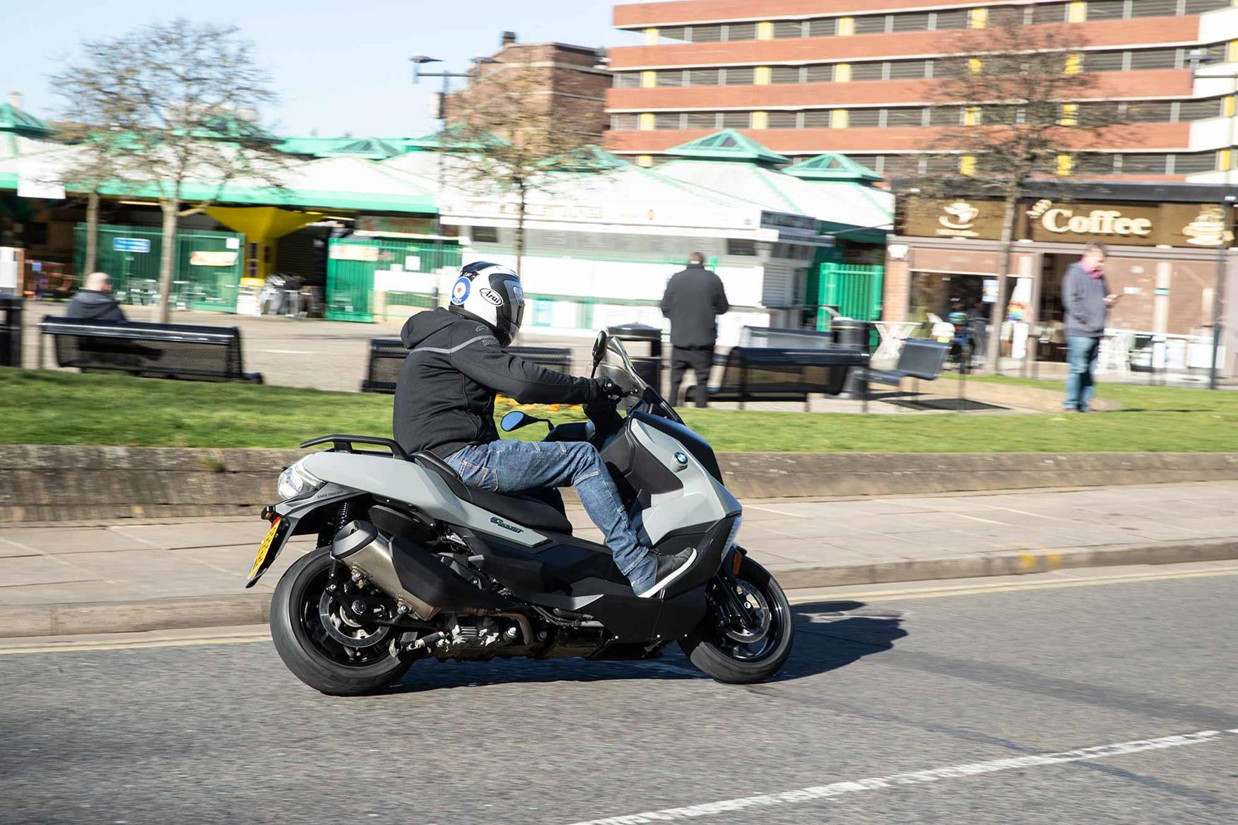 BMW C400GT (2019-on) Review