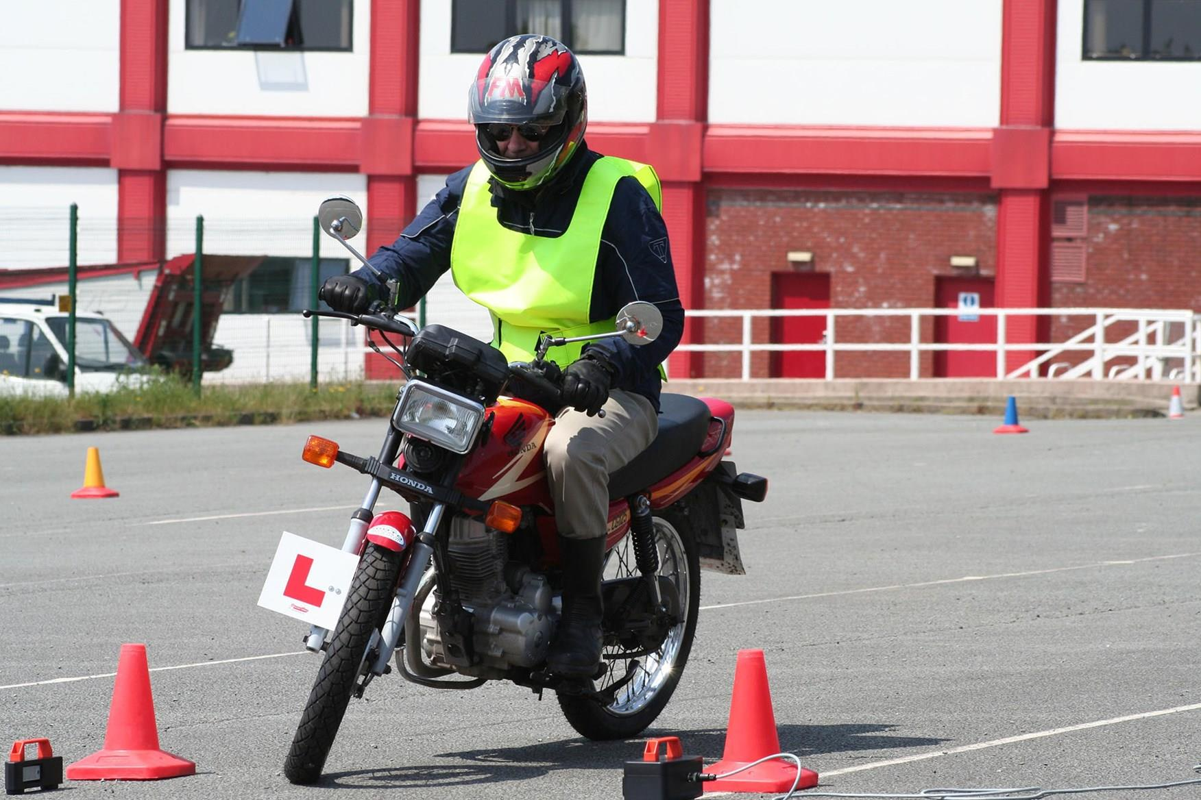 How to pass your full UK motorbike A licence