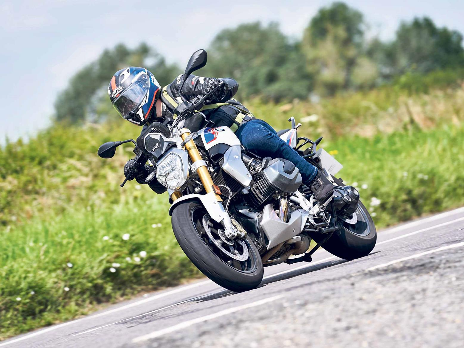 The lids are alright: Best sports-touring motorcycle helmets for under £300