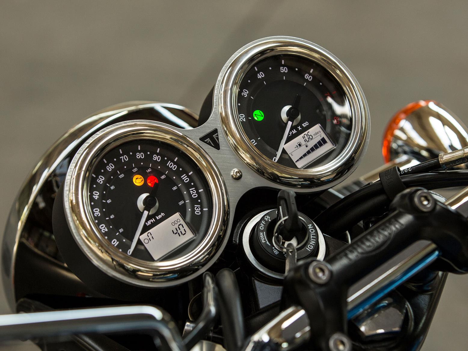 Recall issued for several Triumph models - get yours fixed soon