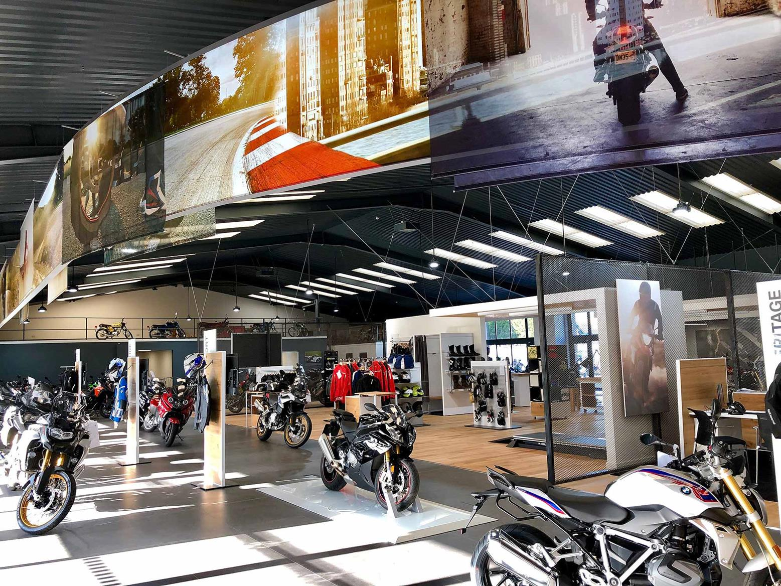 New BMW Motorrad Dealership Set To Open In Swansea
