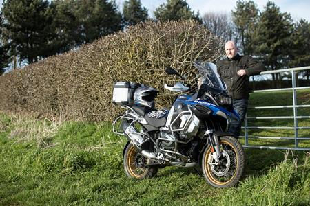 MCN Fleet: R1250GS Adventure is invisibly impressive