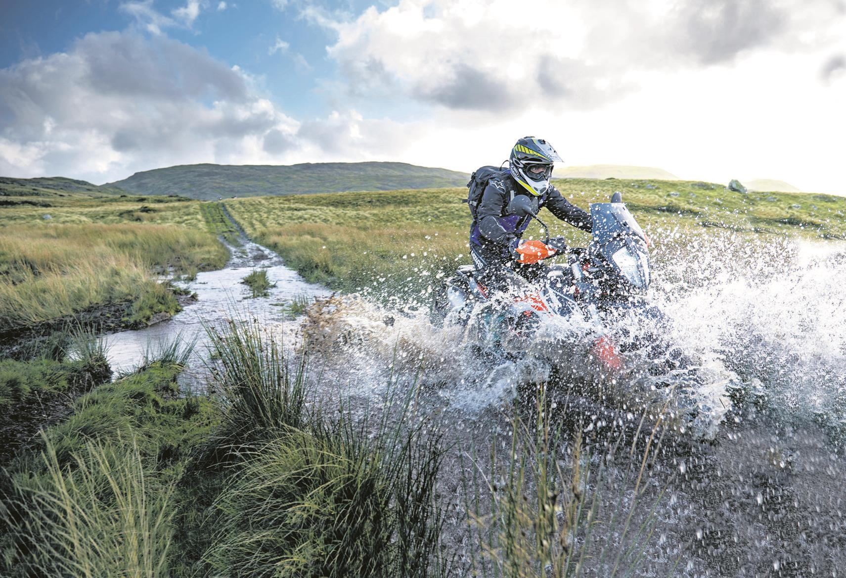 MCN Fleet: KTM 790 Adventure R delivers on its potential