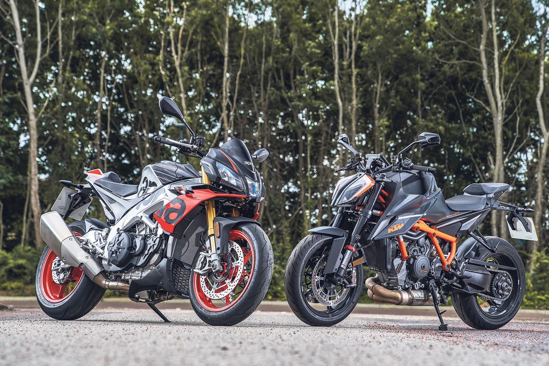 Aprilia Tuono V4 1100 Factory 2019 2020 Review Mcn