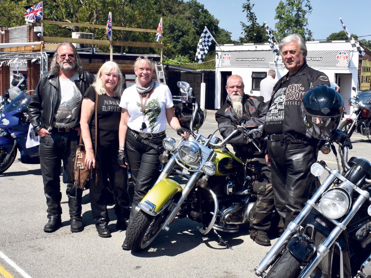 The UK's best biker cafés
