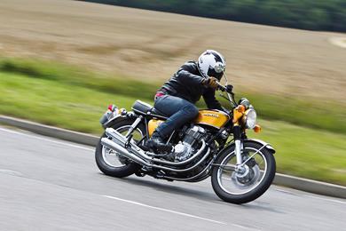 Honda CB750: The world's first superbike turns 50
