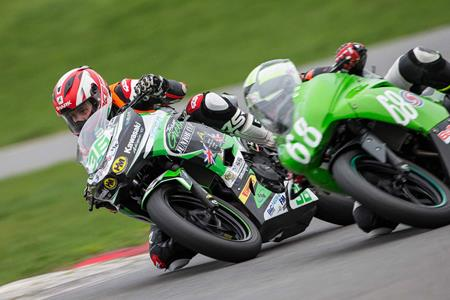 How to start motorcycle club racing
