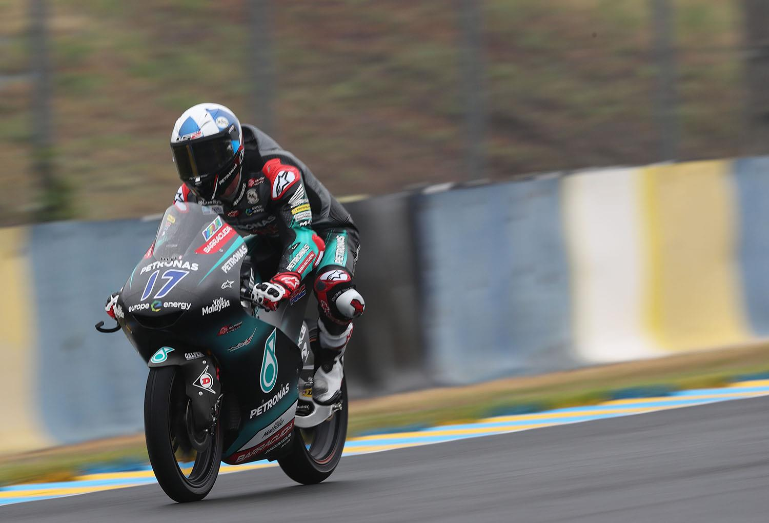 Moto3: McPhee confident that Le Mans form will continue to Mugello