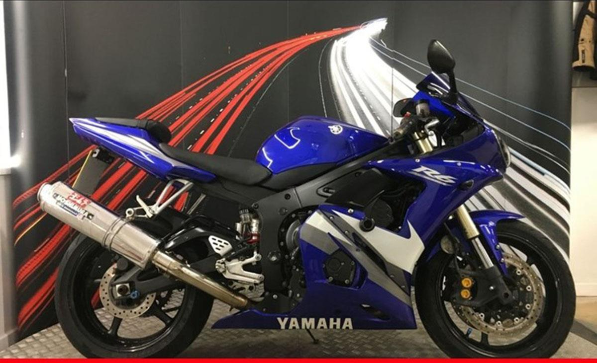 5 ways to own a Yamaha R6
