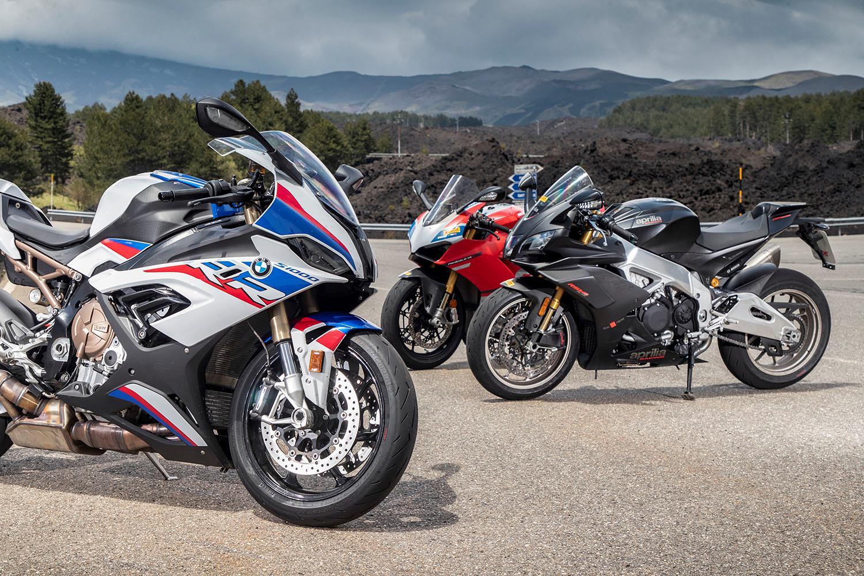 2019 MCN Sicilian Superbike Shootout