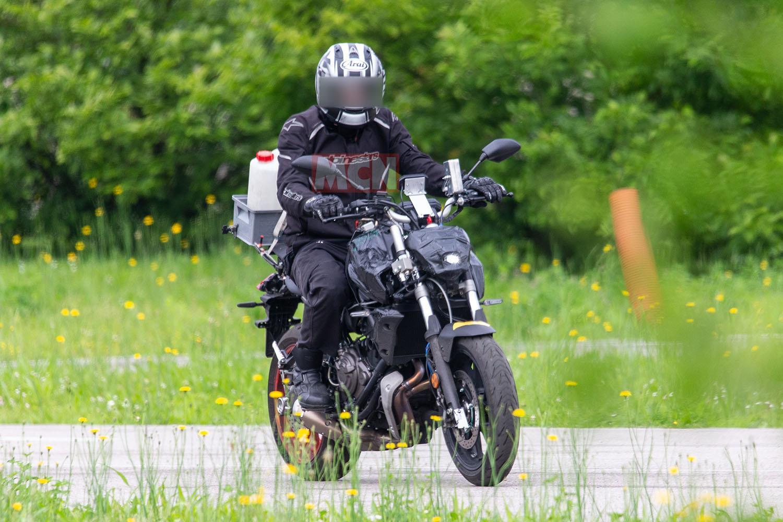 Yamaha MT-07 2021 MT07
