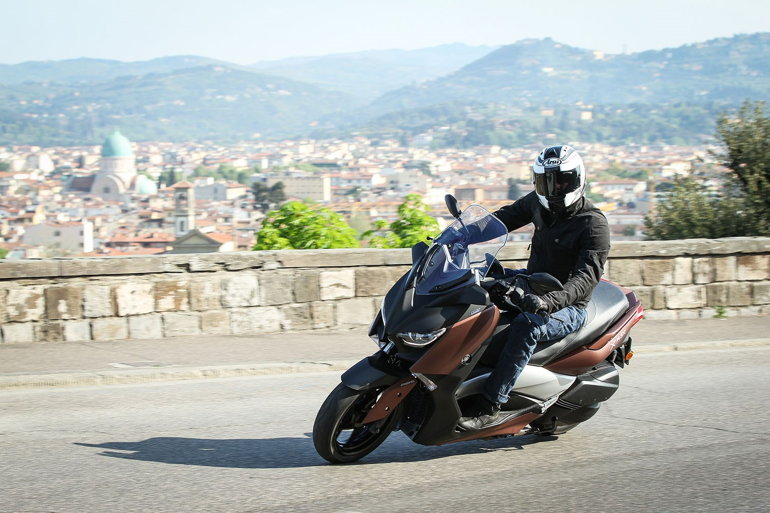 YAMAHA XMAX 300 (2017-on) Review