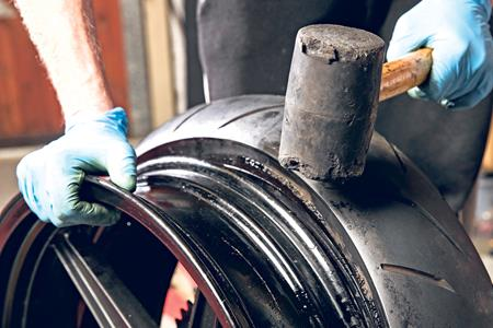 Motorbike tyre advice: know your bike's boots