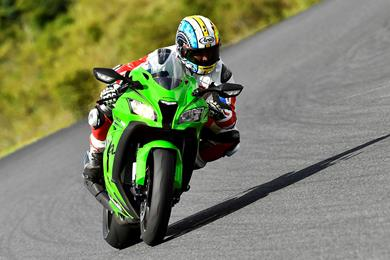 Kawasaki to host Knockhill open day next month