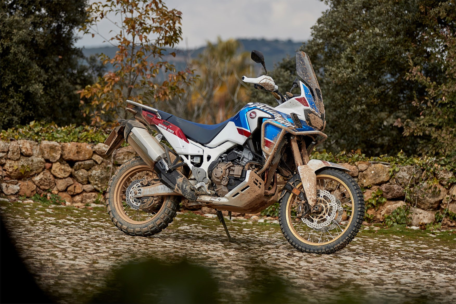2020 Honda Africa Twin The Story