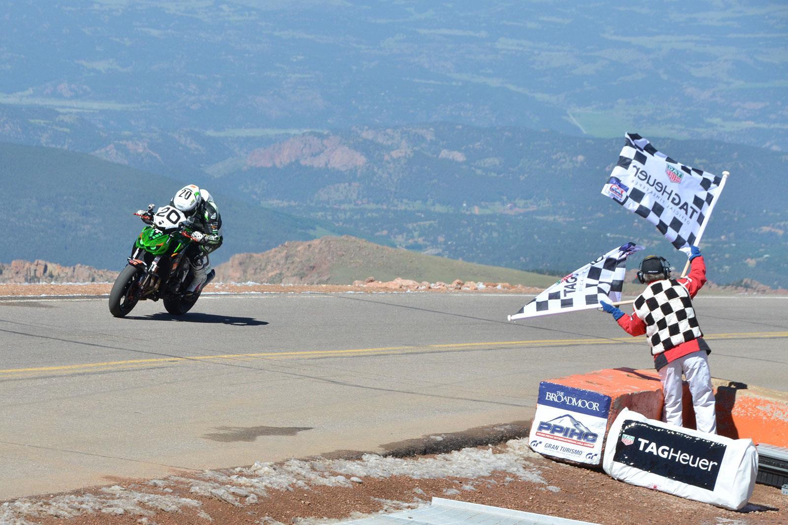 No motorbike races for Pikes Peak 2020