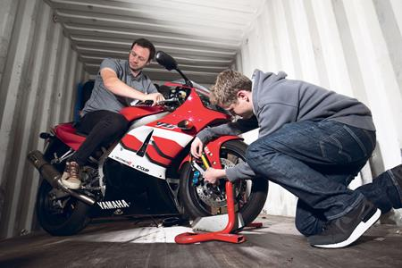 Shock therapy: How to set up your motorbike's suspension