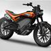 Harley-Davidson middleweight EV concept