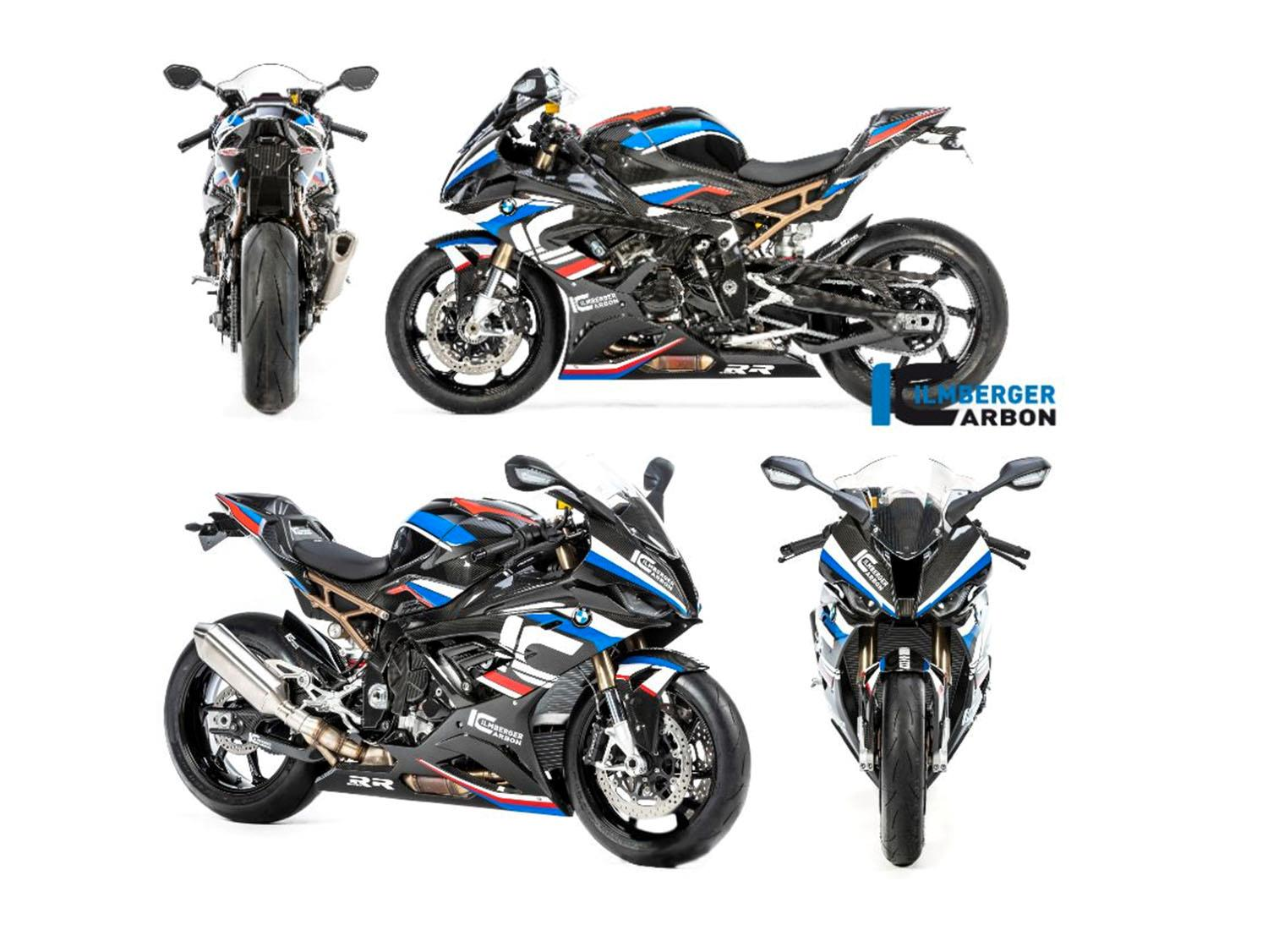 Ilmberger release carbon upgrades for 2019 BMW S1000RR