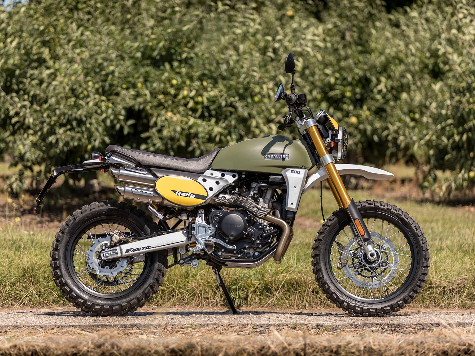 FANTIC CABALLERO 500 RALLY (2019-on) Review