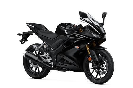 New colours for 2020 Yamaha R125, R3 and R6