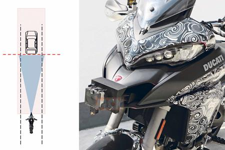 New Ducati Multistrada 1260GT expected with radar cruise control