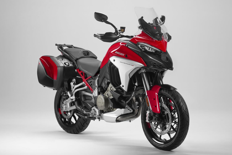 Ducati Multistrada V4 Motorcycle | Uncrate