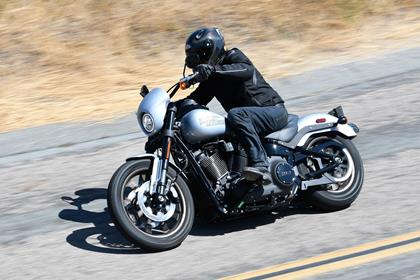 HARLEY-DAVIDSON LOW RIDER S (2020-on)