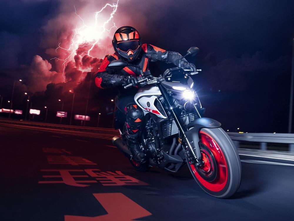 Yamaha unveil 2020 Yamaha MT-03