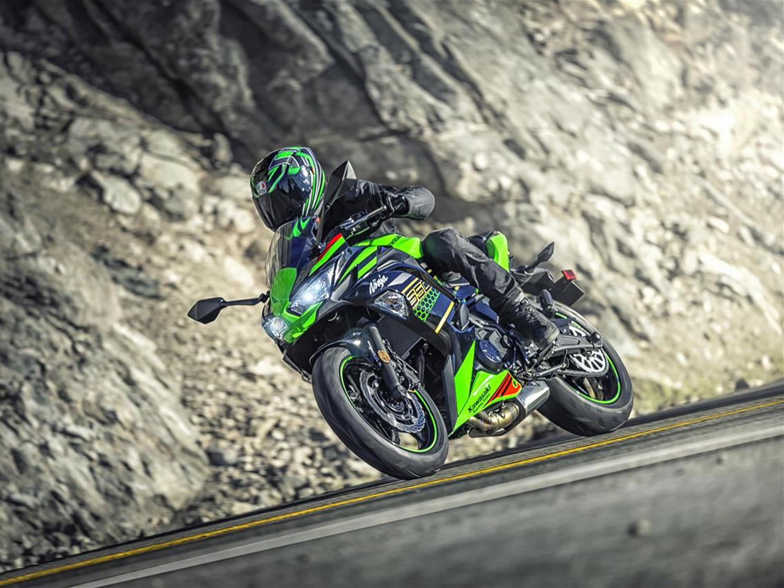 Pricing And Spec Revealed For 2020 Kawasaki Ninja 650 The A2 Ace That Ll Tour Or Tackle Trackdays Mcn